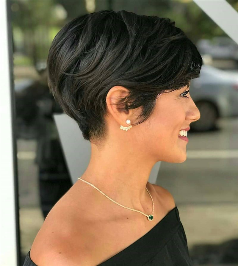 Top Pixie Cuts Youll See Right Now 10