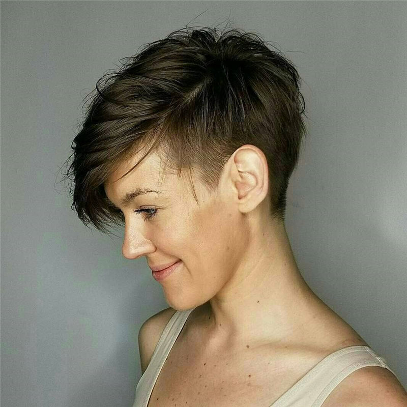 Top Pixie Cuts Youll See Right Now 11
