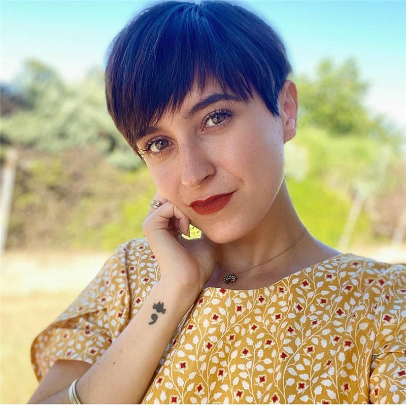 Top Pixie Cuts Youll See Right Now 16