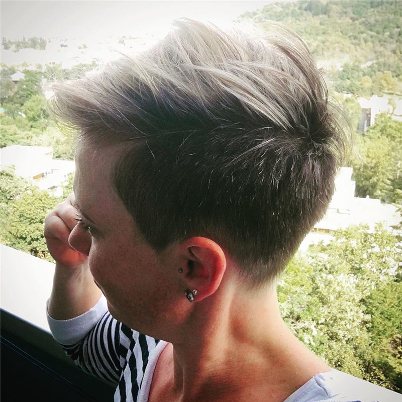 Top Pixie Cuts Youll See Right Now 21