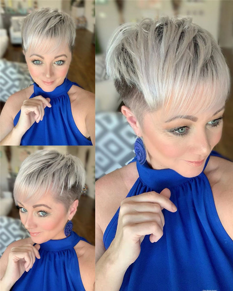 Top Pixie Cuts Youll See Right Now 23