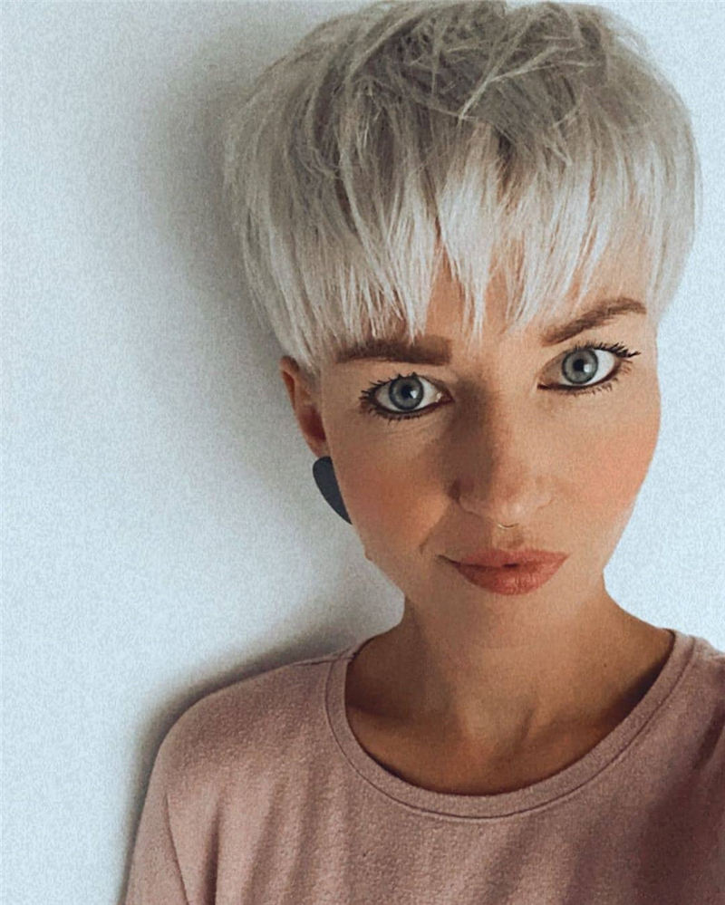 Top Pixie Cuts Youll See Right Now 25