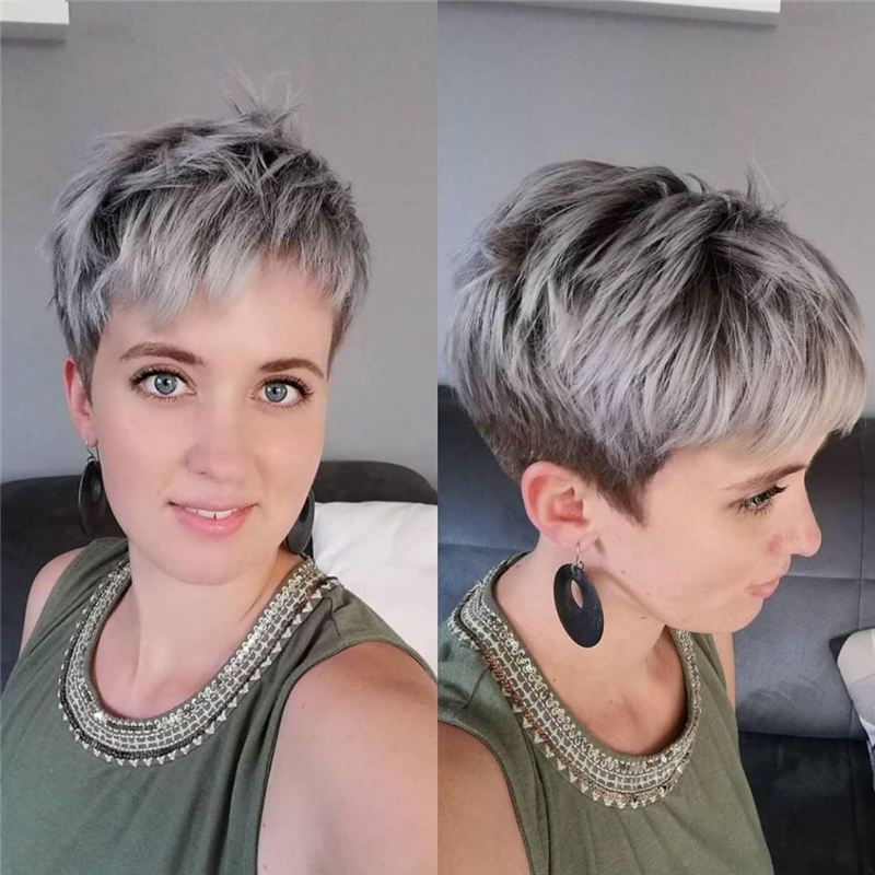 Top Pixie Cuts Youll See Right Now 28