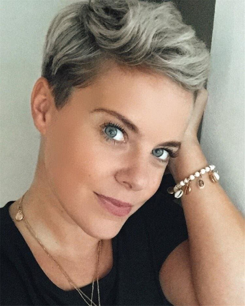 Top Pixie Cuts Youll See Right Now 29