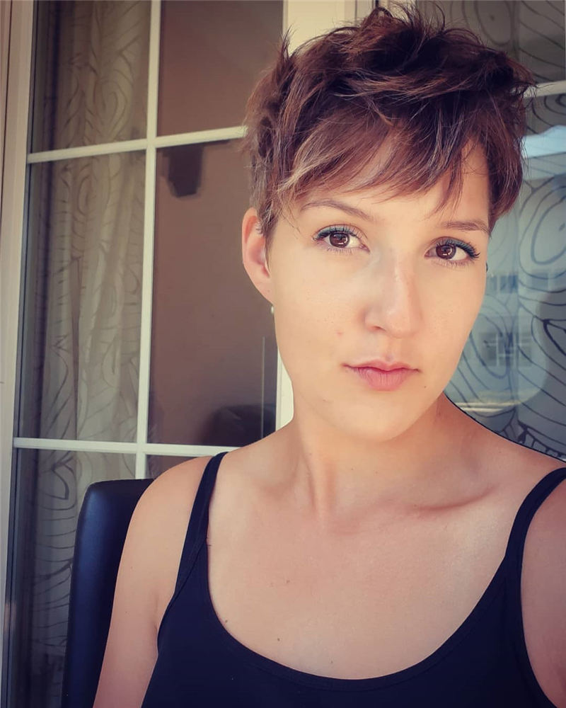 Top Pixie Cuts Youll See Right Now 30