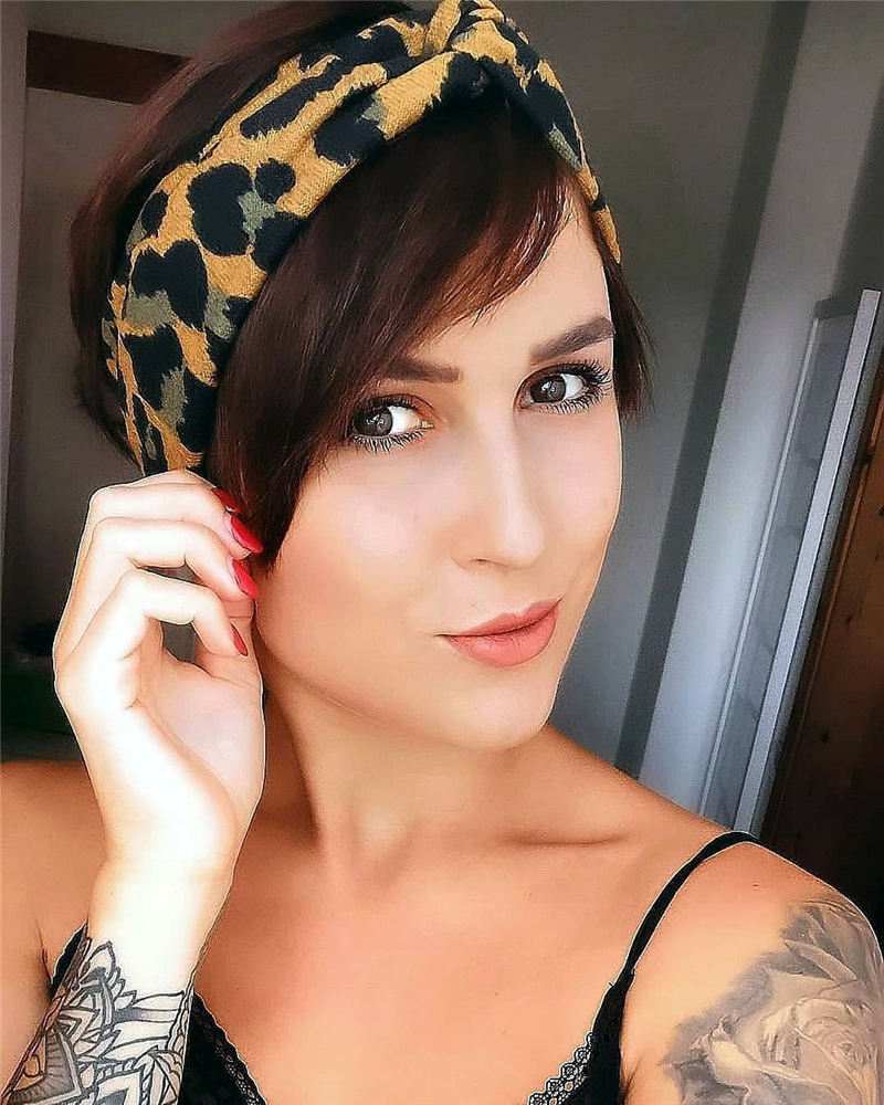 Top Pixie Cuts Youll See Right Now 32