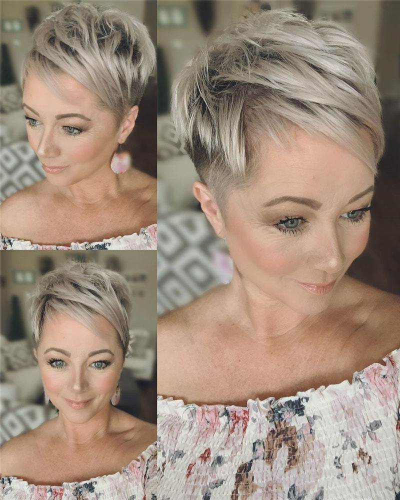 Top Pixie Cuts Youll See Right Now 38