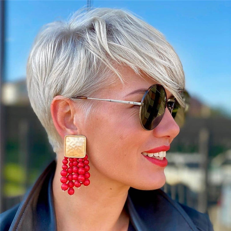 Top Pixie Cuts Youll See Right Now 44