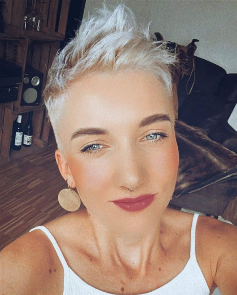 Top Pixie Cuts Youll See Right Now 45