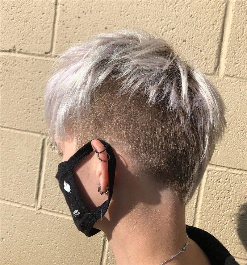 Top Pixie Cuts Youll See Right Now 49