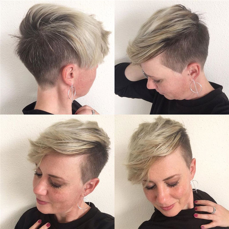 Top Pixie Cuts Youll See Right Now 54