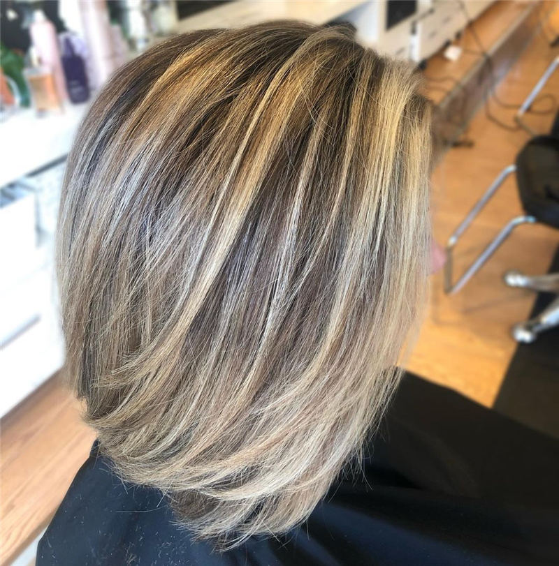 Amazing Layered Balayage Hairstyles That You Must Try 01