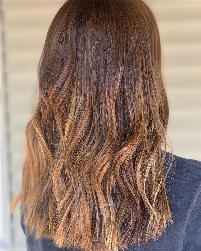 Amazing Layered Balayage Hairstyles That You Must Try 02