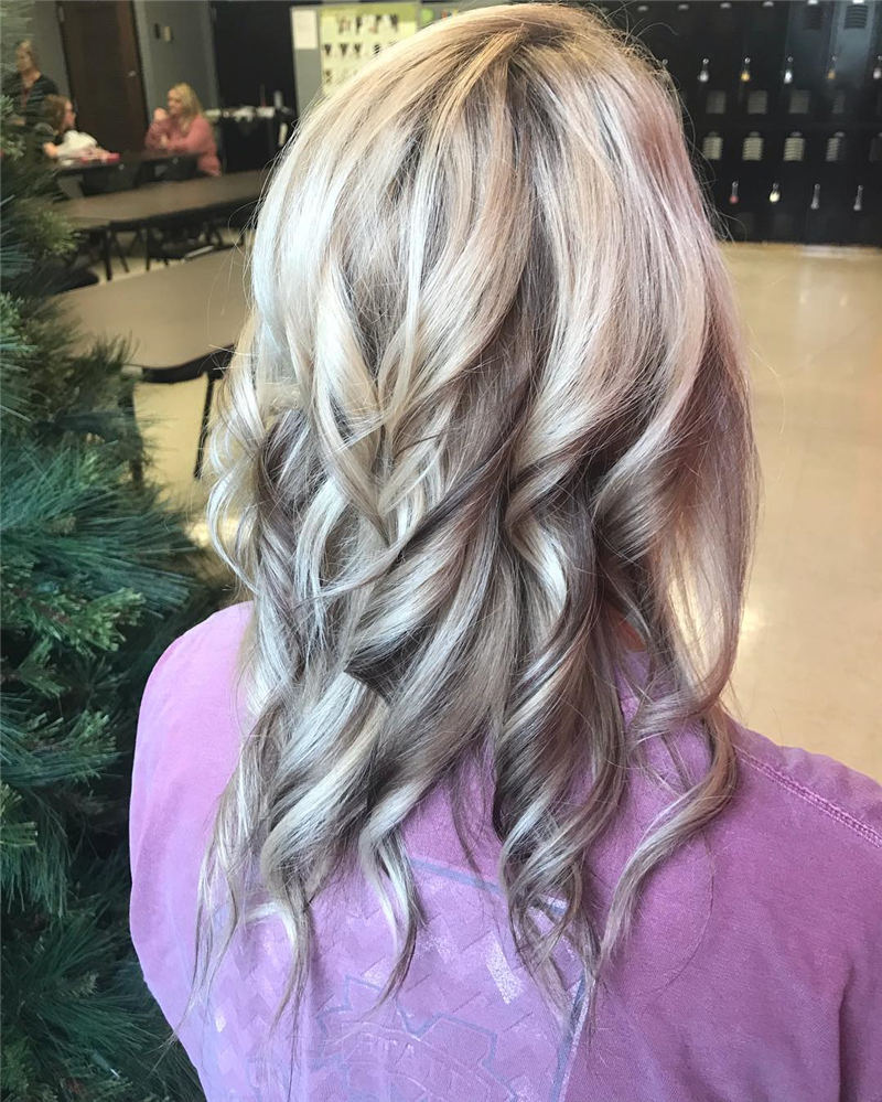 Amazing Layered Balayage Hairstyles That You Must Try 03