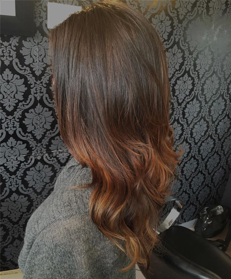 Amazing Layered Balayage Hairstyles That You Must Try 09