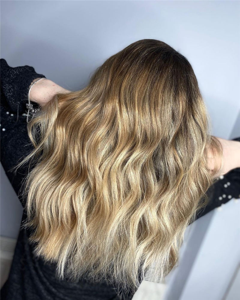 Amazing Layered Balayage Hairstyles That You Must Try 11