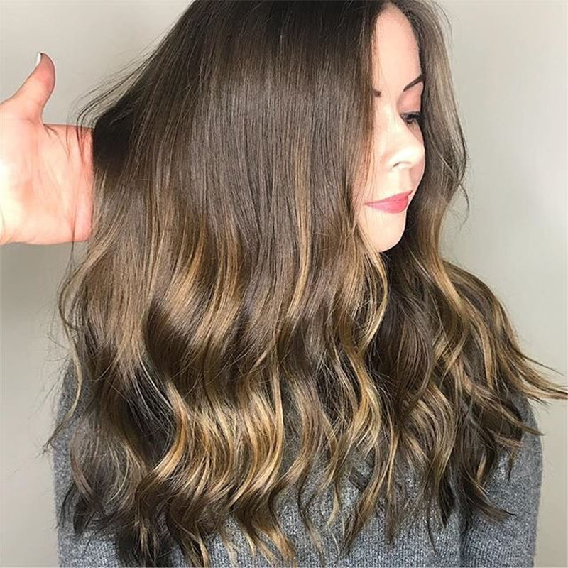Amazing Layered Balayage Hairstyles That You Must Try 12