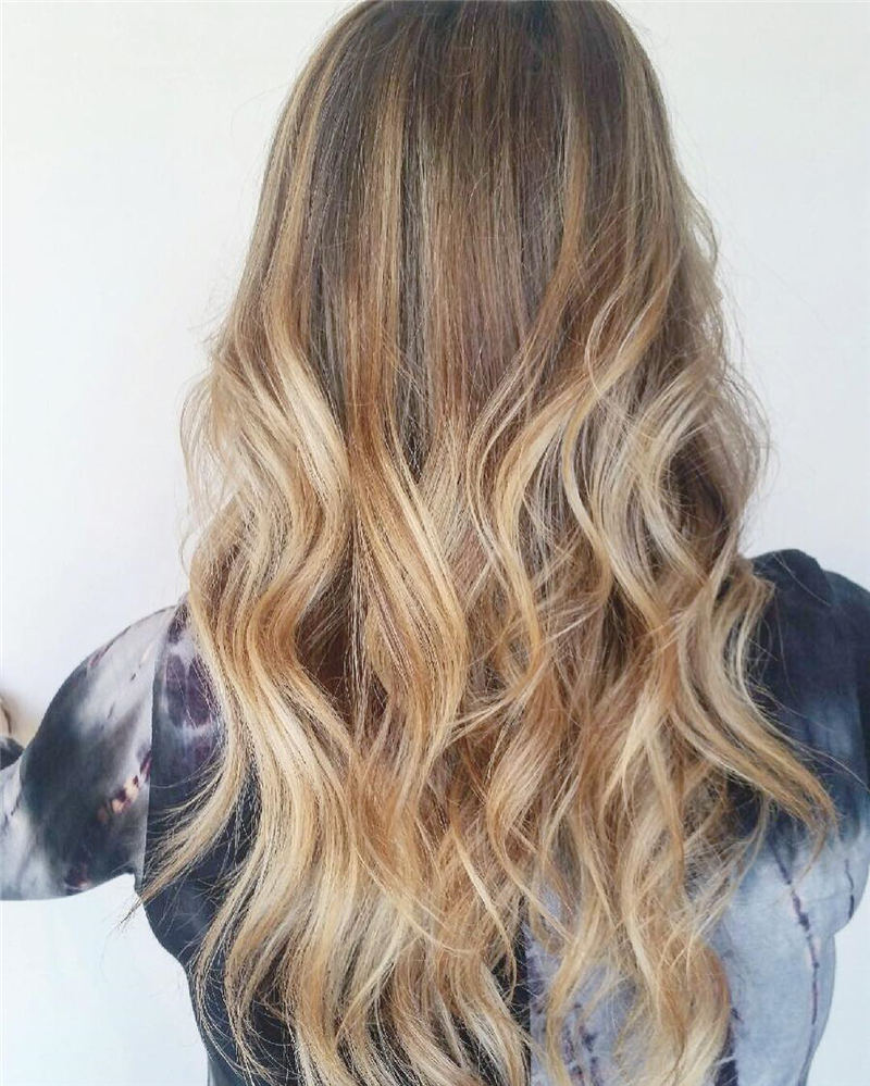 Amazing Layered Balayage Hairstyles That You Must Try 13