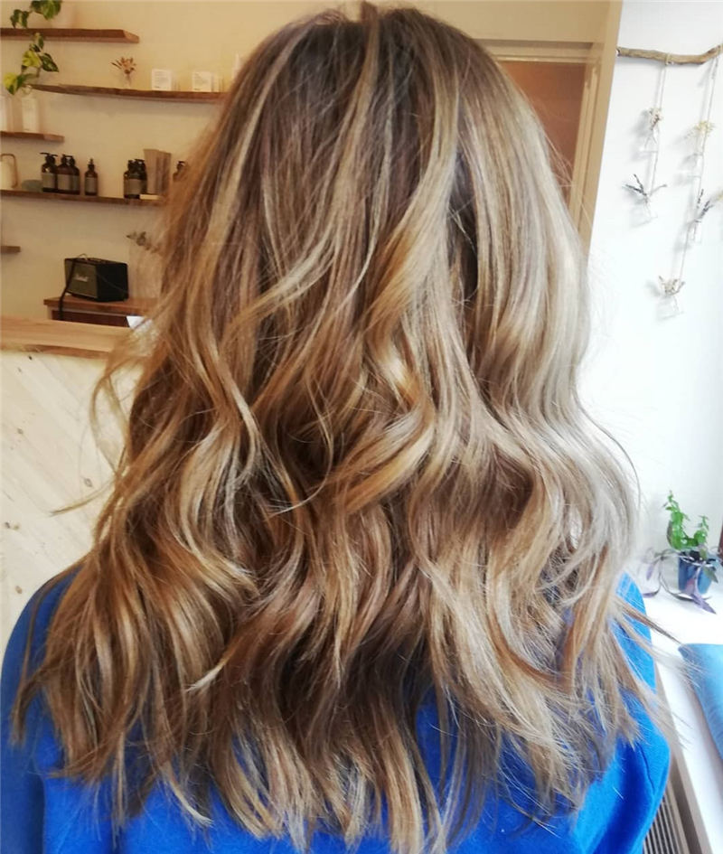 Amazing Layered Balayage Hairstyles That You Must Try 14