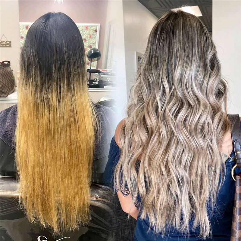 Amazing Layered Balayage Hairstyles That You Must Try 15