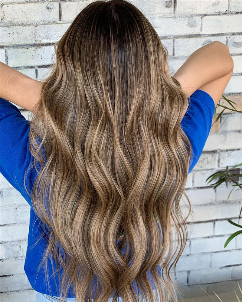 Amazing Layered Balayage Hairstyles That You Must Try 17
