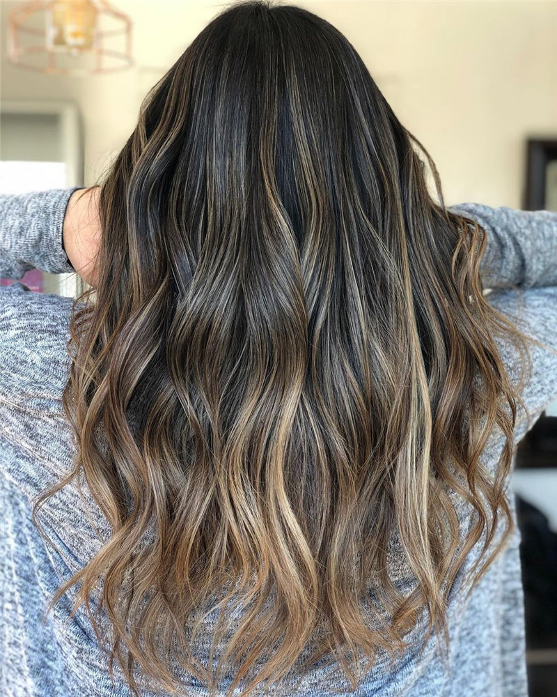 Amazing Layered Balayage Hairstyles That You Must Try 18
