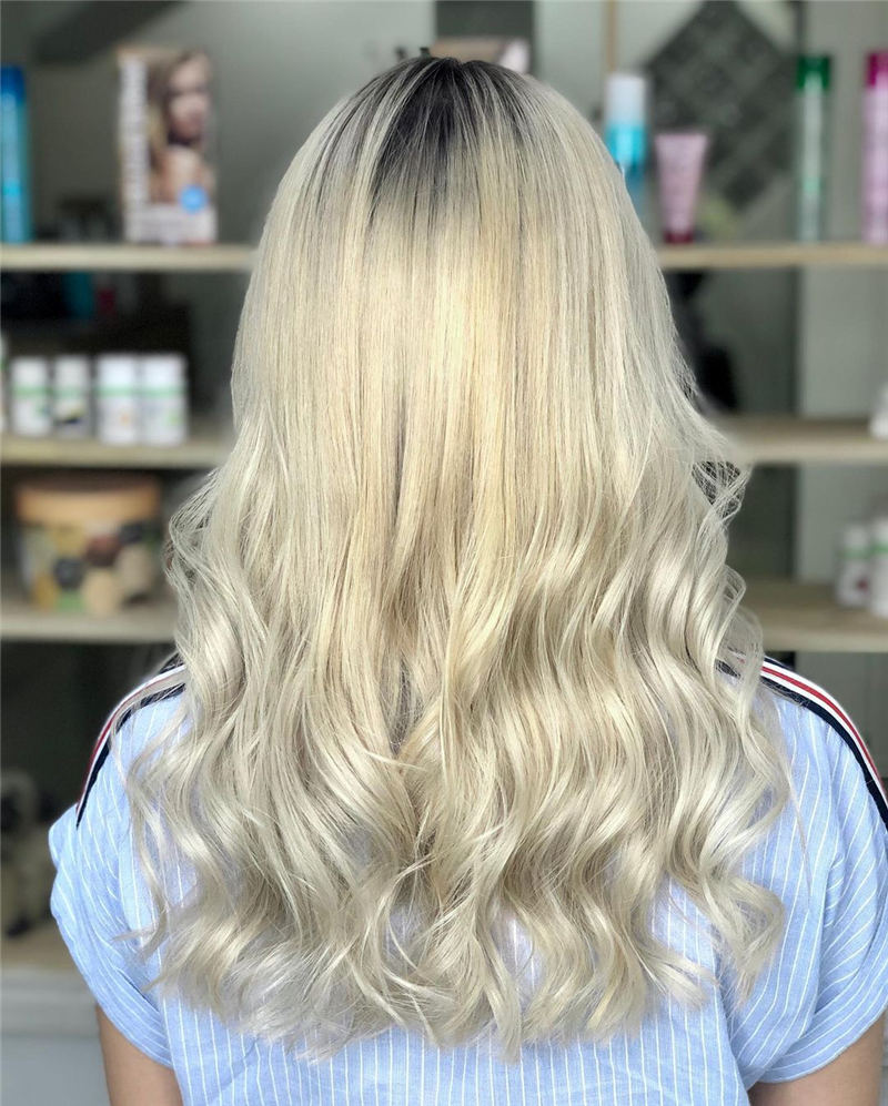 Amazing Layered Balayage Hairstyles That You Must Try 19