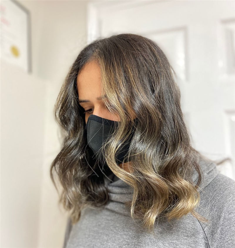 Amazing Layered Balayage Hairstyles That You Must Try 22