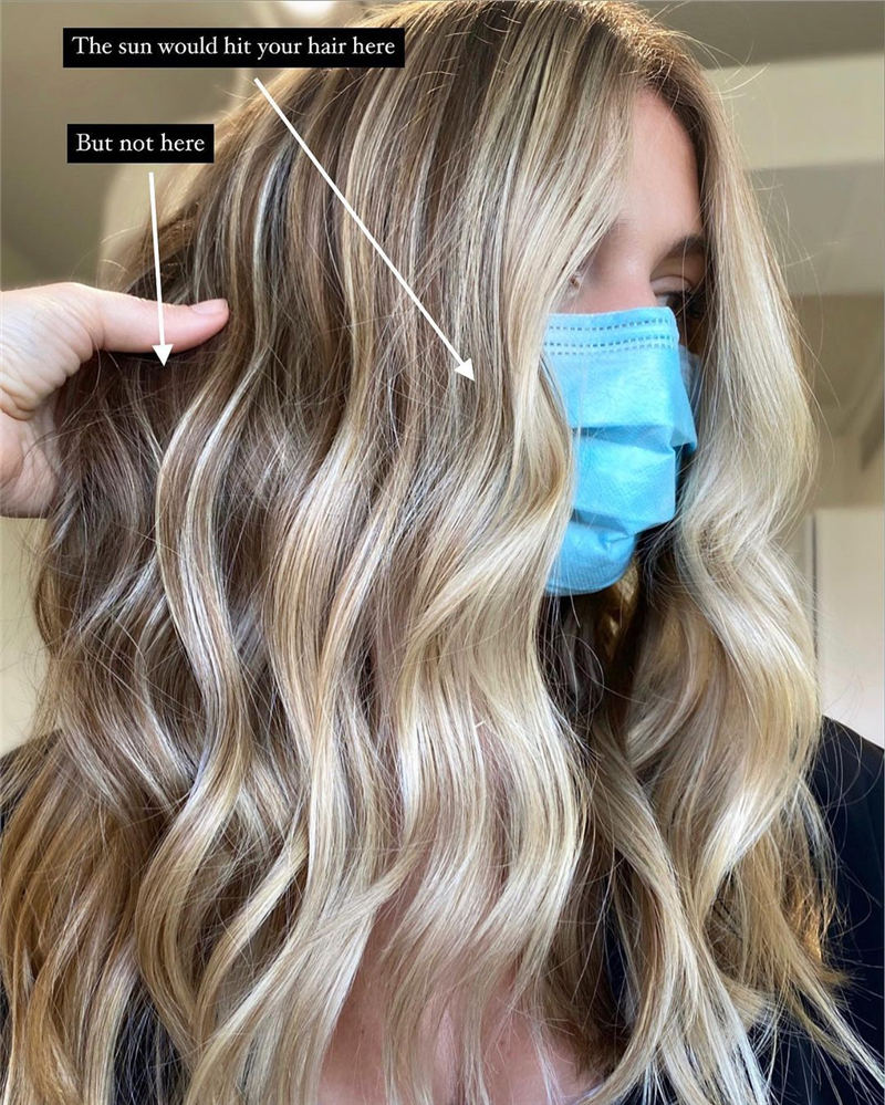 Amazing Layered Balayage Hairstyles That You Must Try 23