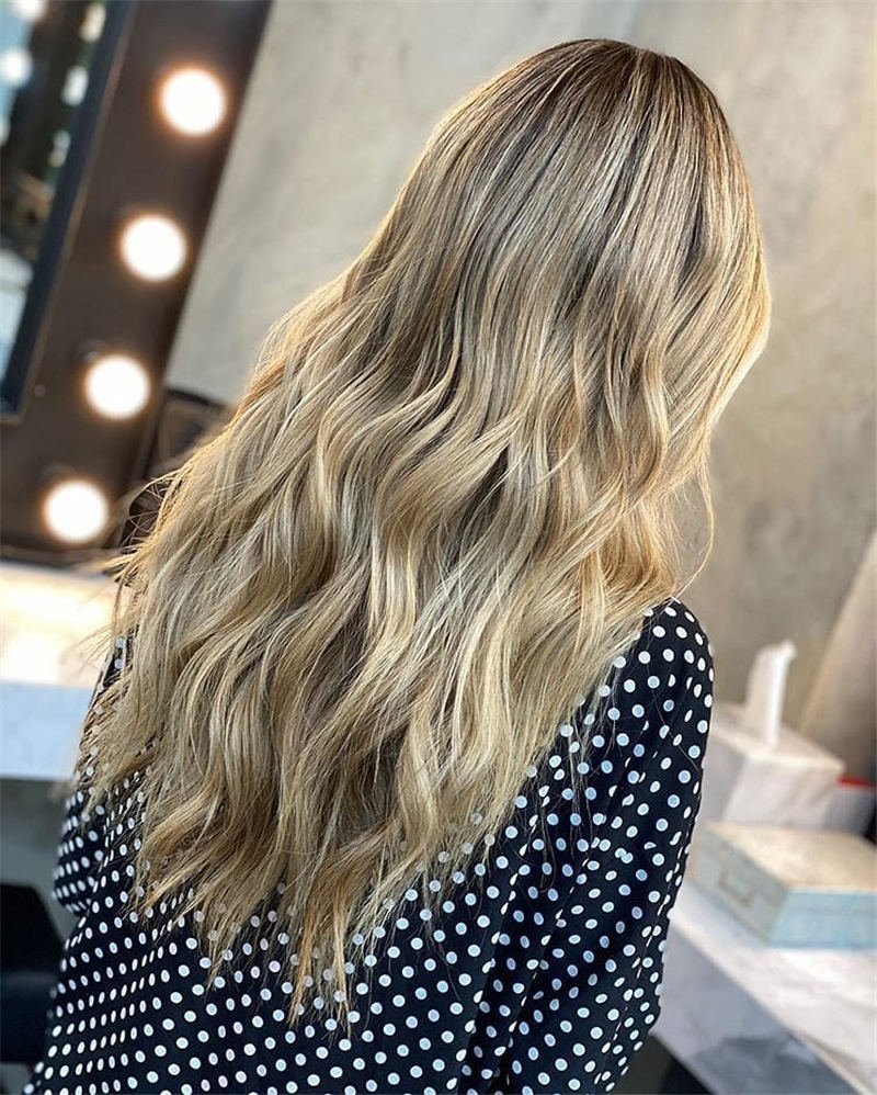 Amazing Layered Balayage Hairstyles That You Must Try 24