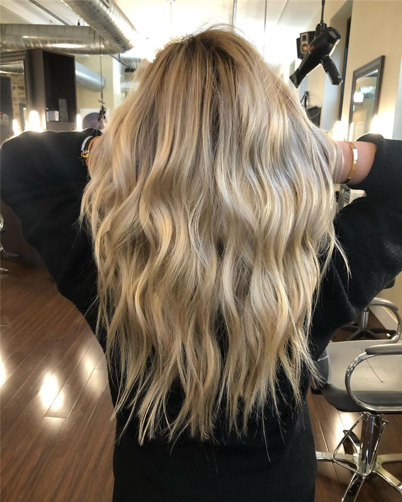 Amazing Layered Balayage Hairstyles That You Must Try 27