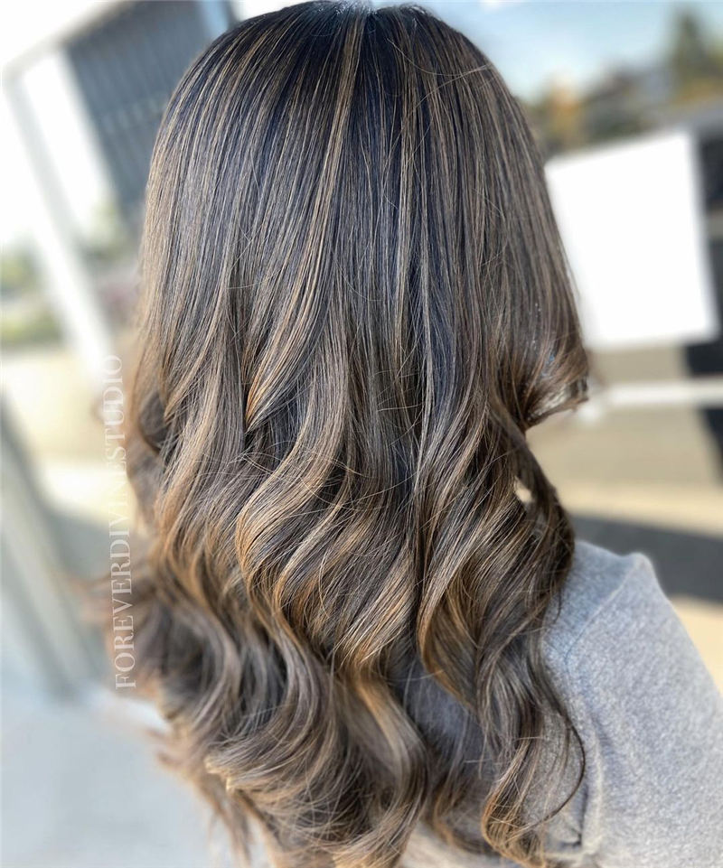 Amazing Layered Balayage Hairstyles That You Must Try 28