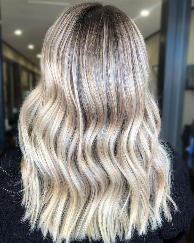 Amazing Layered Balayage Hairstyles That You Must Try 29
