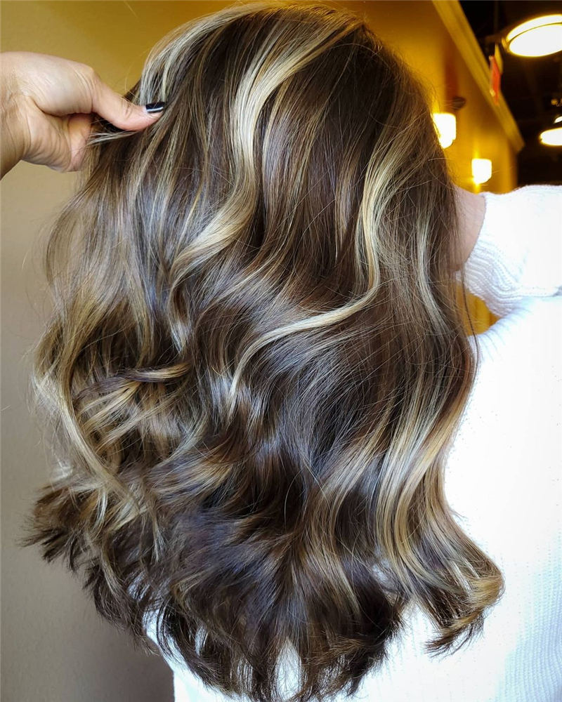 Amazing Layered Balayage Hairstyles That You Must Try 30