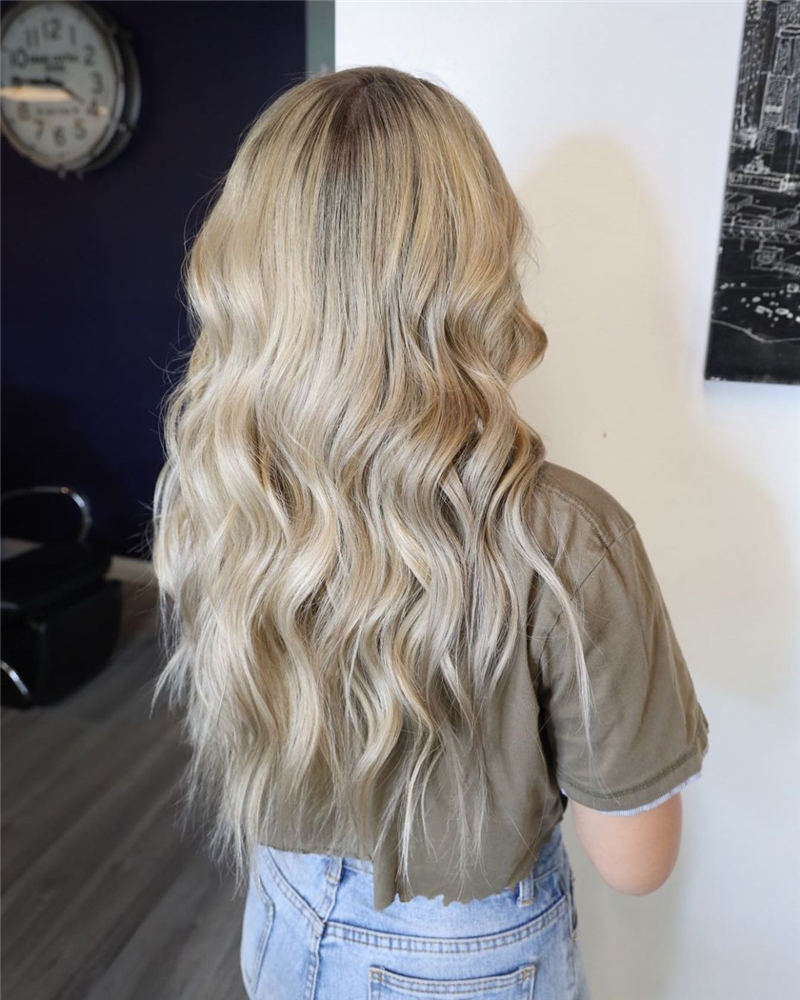 Amazing Layered Balayage Hairstyles That You Must Try 31