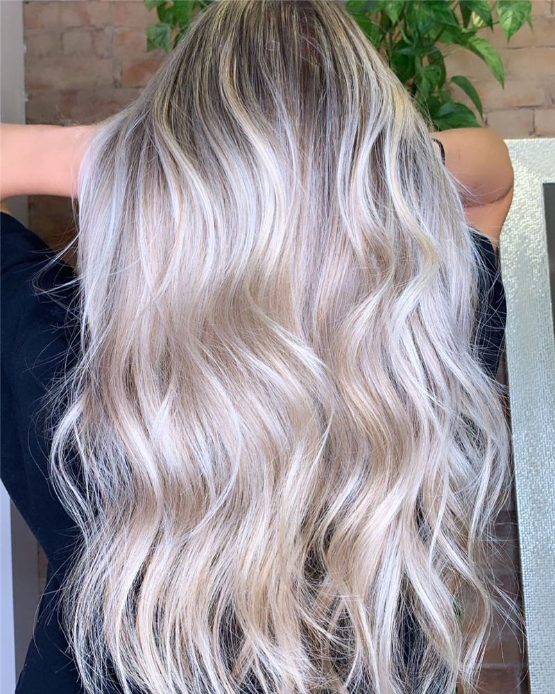Amazing Layered Balayage Hairstyles That You Must Try 32