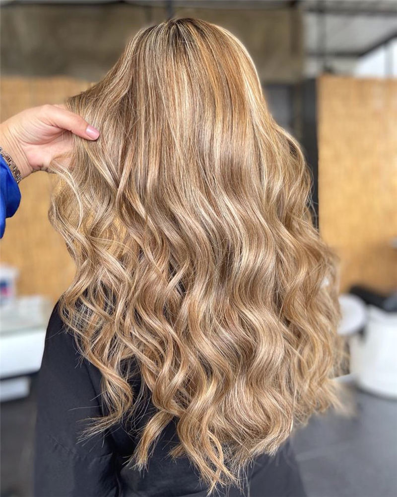 Amazing Layered Balayage Hairstyles That You Must Try 33