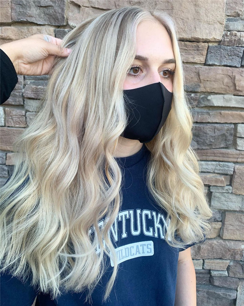 Amazing Layered Balayage Hairstyles That You Must Try 34