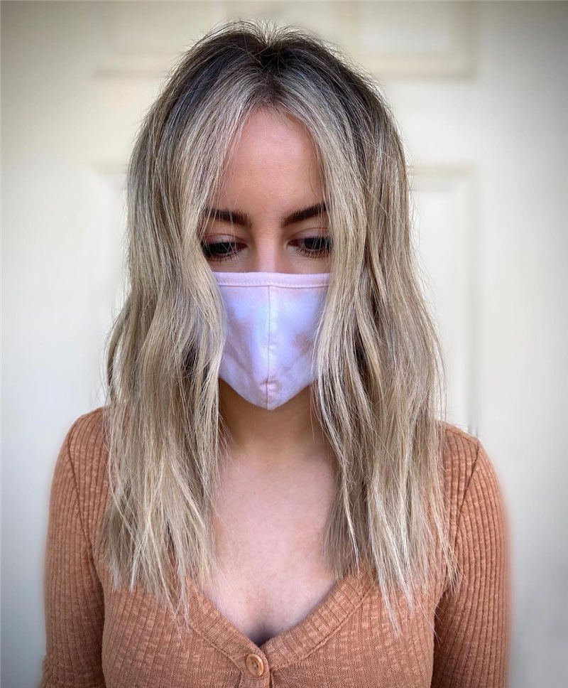 Amazing Layered Balayage Hairstyles That You Must Try 35