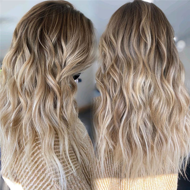 Amazing Layered Balayage Hairstyles That You Must Try 38