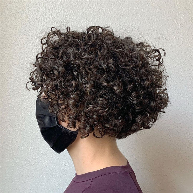 Best Curly Bob Hairstyles To Inspire You 16