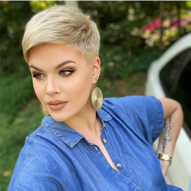 Best Pixie Haircuts for Older Ladies 18