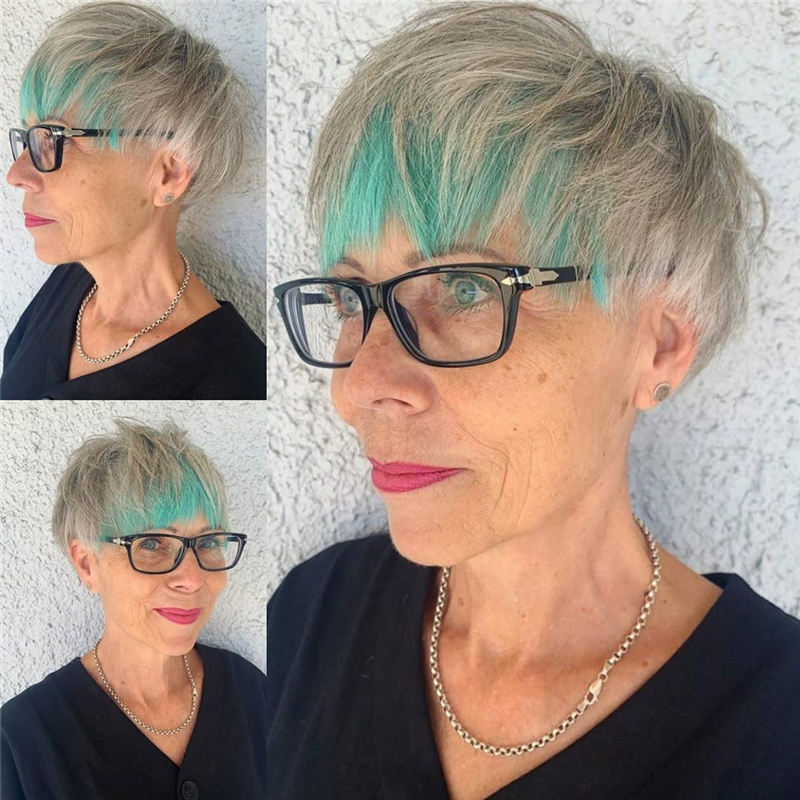 Best Pixie Haircuts for Older Ladies 26