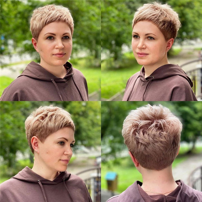 Best Pixie Haircuts for Older Ladies 34