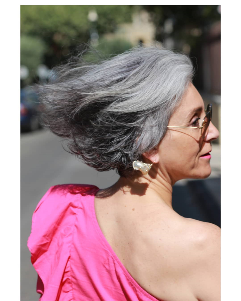 Best Short Haircuts For Older Women in 2020 05