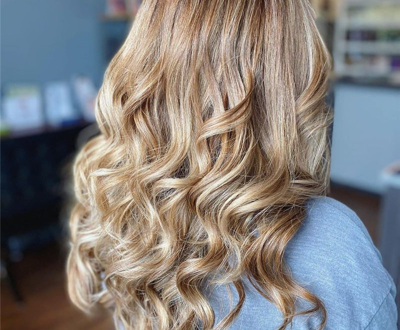 Cool Hairstyles and Haircuts for Thick Hair 42