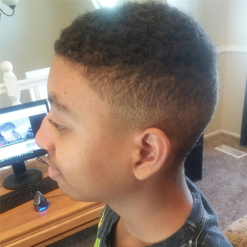 Coolest Hairstyles For Teenage Guys in 2020 16