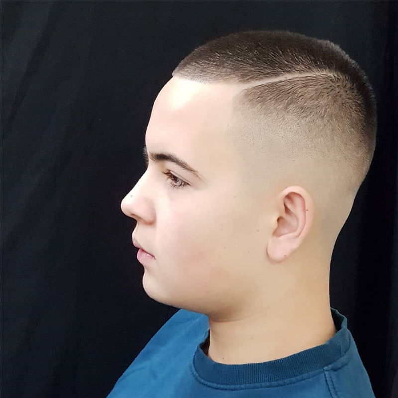 Coolest Hairstyles For Teenage Guys in 2020 17