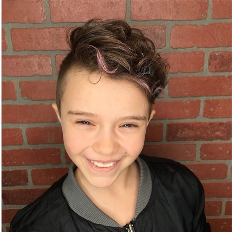 Coolest Hairstyles For Teenage Guys in 2020 18