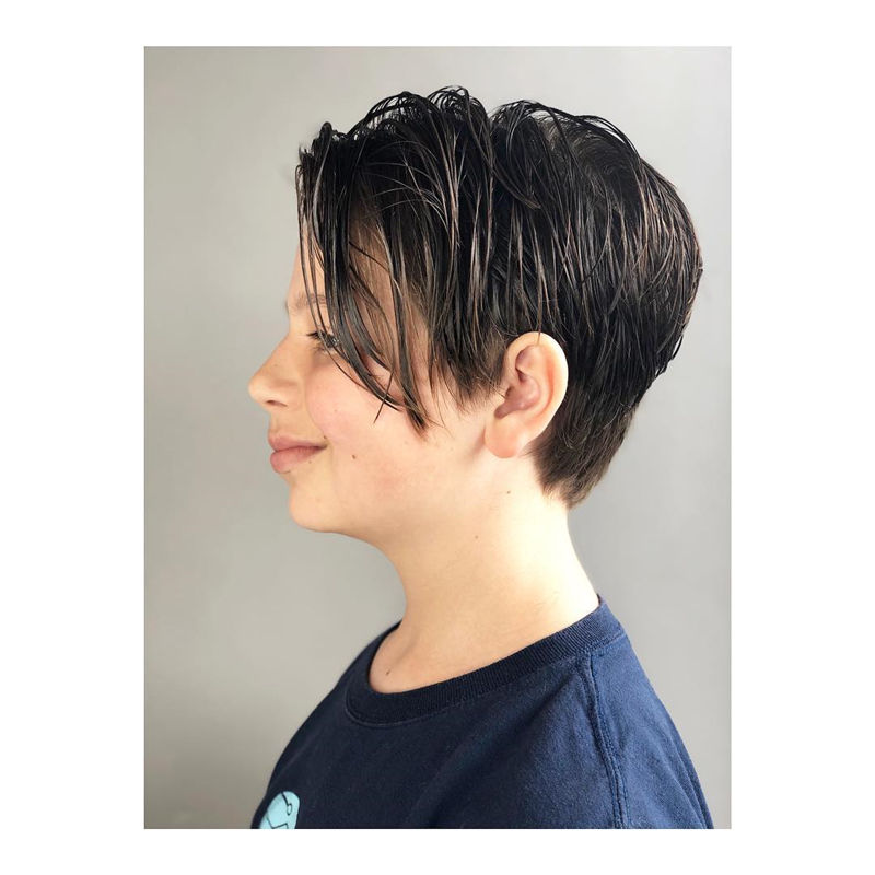 Coolest Hairstyles For Teenage Guys in 2020 24